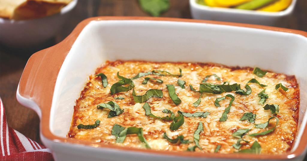 Healthy Lasagna Dip Recipe