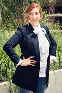 Friday speaker - Diana Vogel