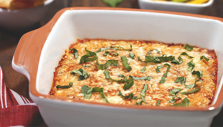 Healthy Lasagna Dip Recipe