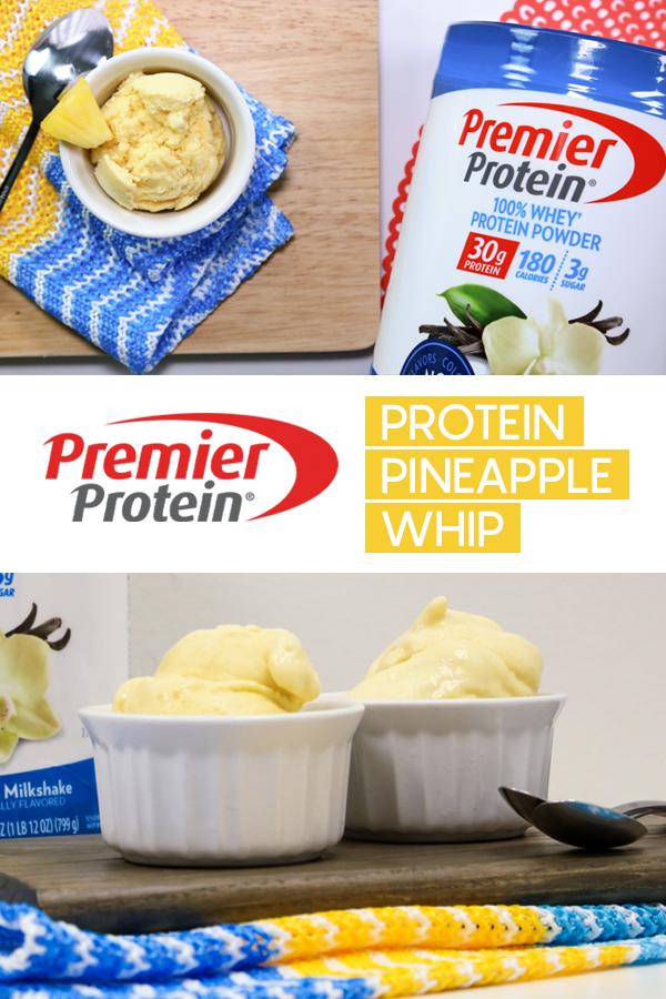 Pinterest Premier Protein Pineapple Whip 2