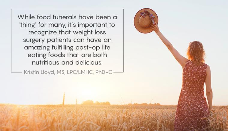 Pre-Op Food Funerals