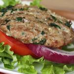 Unique Greek Turkey Burgers Recipe, 29g Protein!