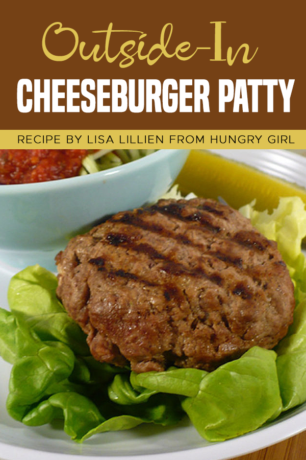 Outside-In Cheeseburger Patty