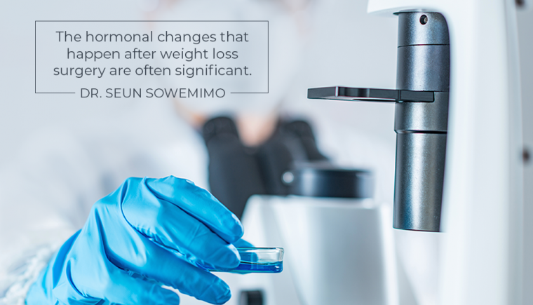 Hormone Changes after Weight Loss Surgery