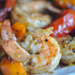 Pesto Shrimp Recipe, Bariatric-Friendly with 24g of Protein