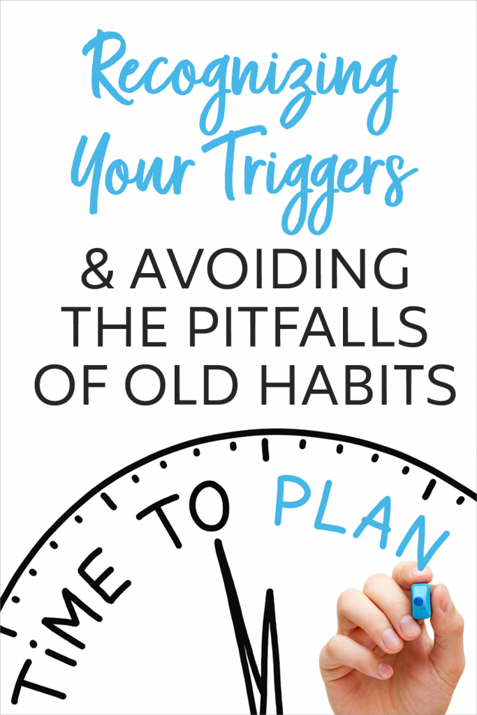 recognizing your triggers