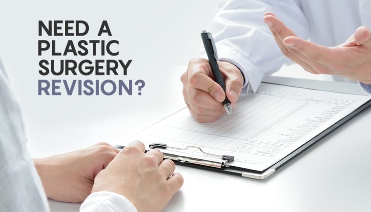 plastic surgery revision