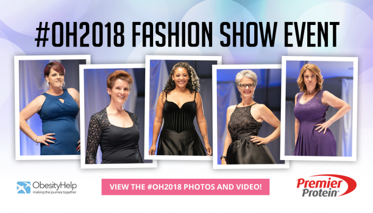 #OH2018 fashion show celebration