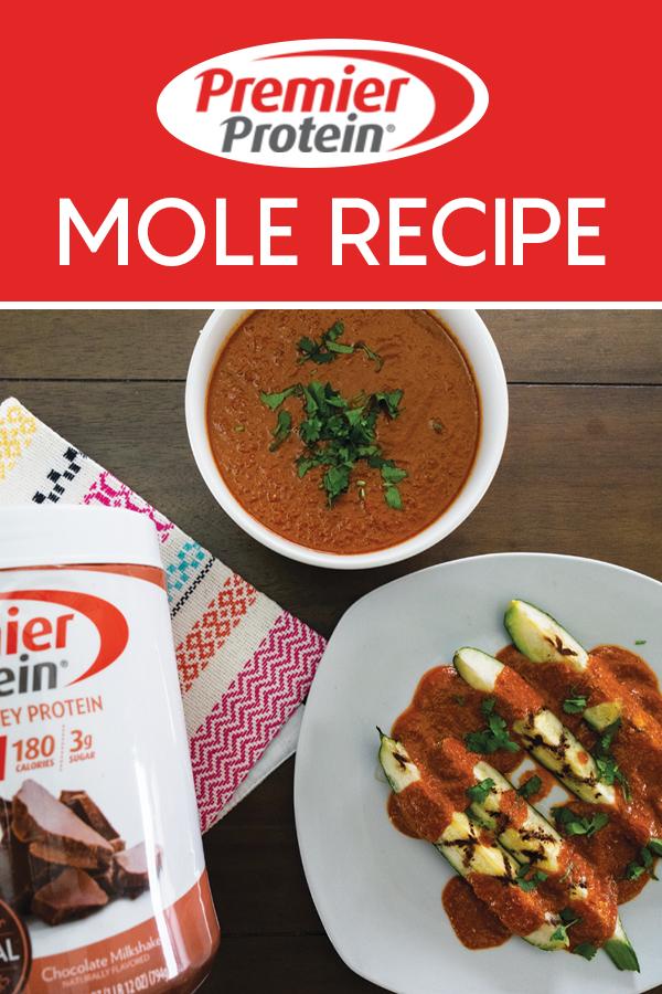 Mole Recipe