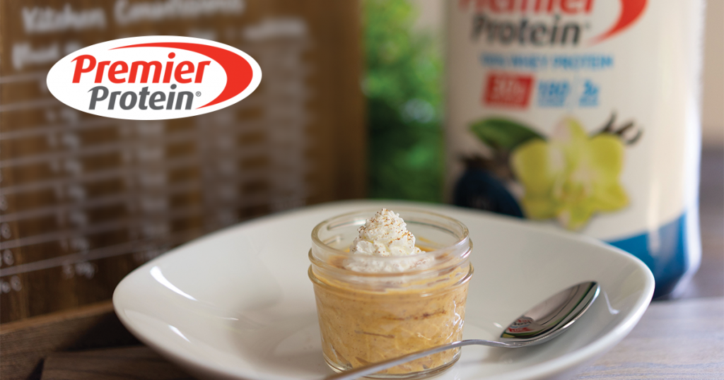Premier Protein Pumpkin Cheesecake Mousse Recipe