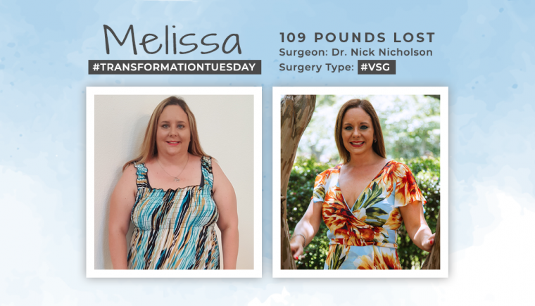 Before & After VSG with Melissa