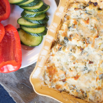 Hot Kale & Artichoke Dip Recipe