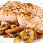Super Simple Salmon Recipe: Freezer-Friendly, Diabetic-Friendly & Gluten-Free