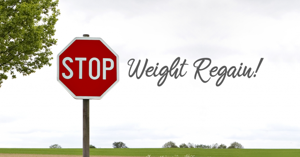 NEW Stop Weight Regain After Bariatric Surgery 2