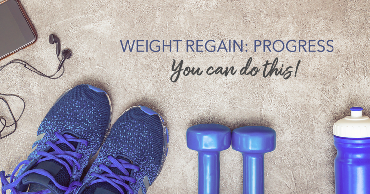 Weight Regain After Bariatric Surgery 2