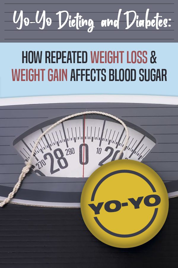 Pinterest Yo-Yo Dieting and Diabetes