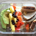 Low-Carb Jerk Chicken Bowl Recipe