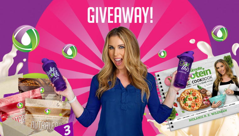 Nutracelle Giveaway