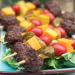 Mini Cheeseburger Kabobs Recipe, Fire Up The Grill!