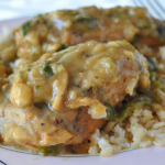 Smothered Chicken Breasts Recipe, A Family Favorite!