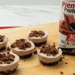 Premier Protein® Cookies & Cream Cheesecake Bites