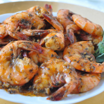 Healthy Barbeque Shrimp Recipe