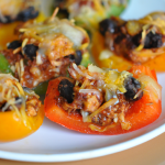 Bell Pepper Nachos Recipe