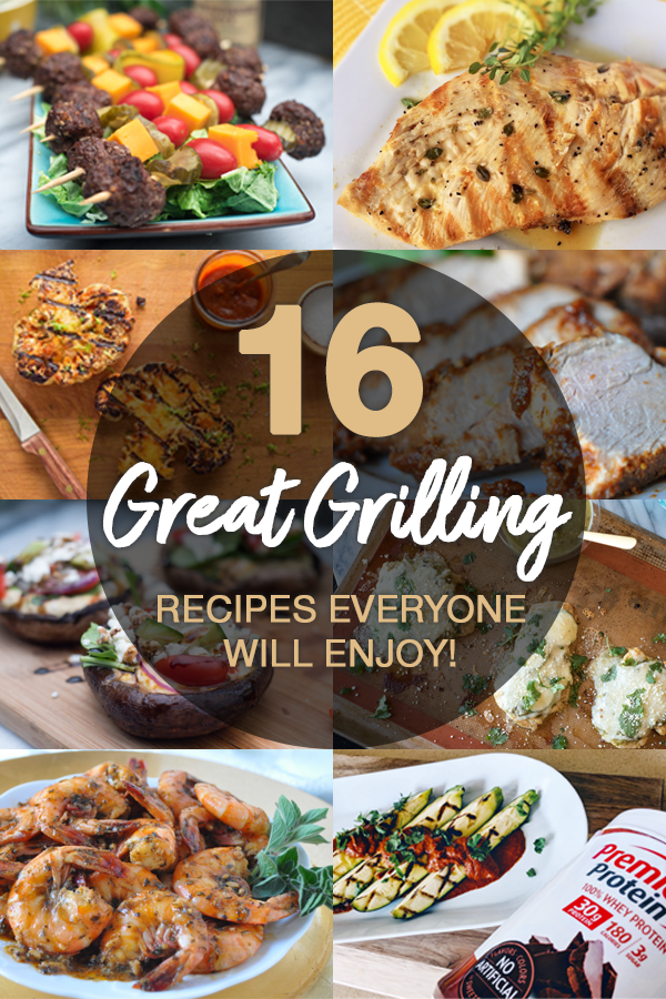 great grilling recipes pinterest