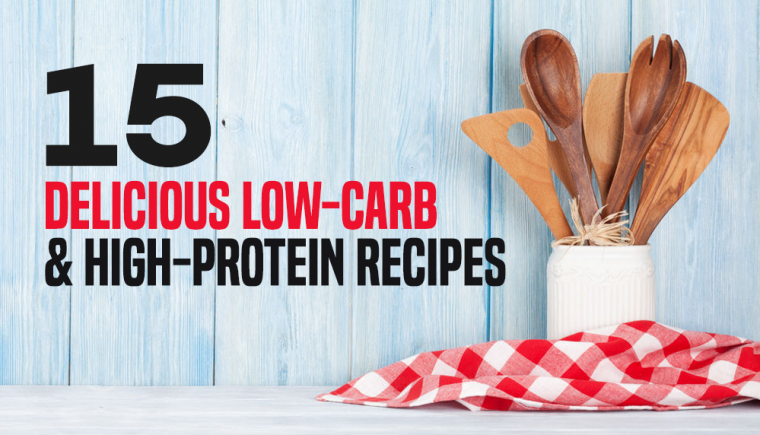 Low Carb & High Protein Recipes 3