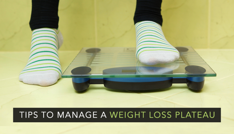 Weight Loss Plateaus 2