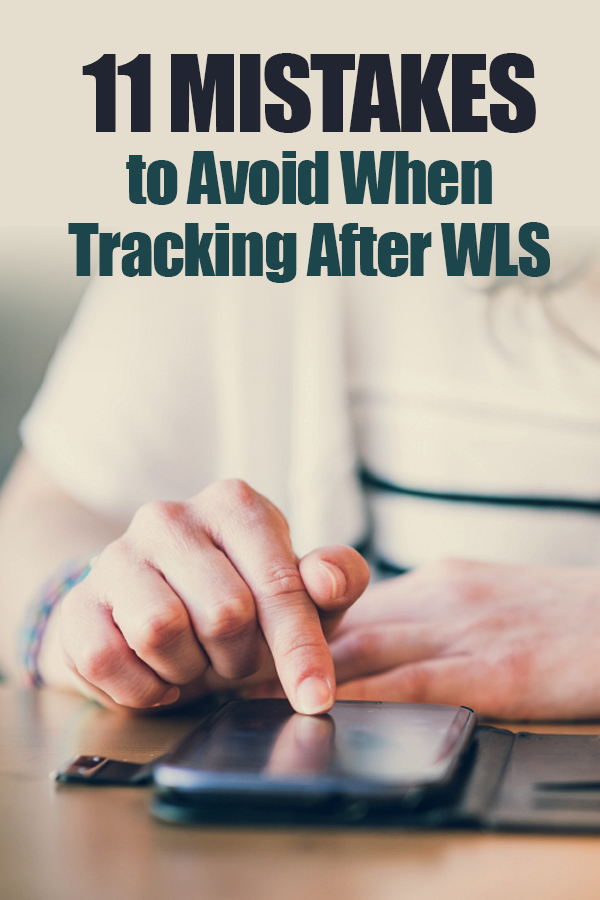 pinterest tracking after wls
