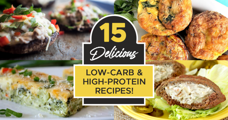 Low Carb &-High Protein Recipes 2