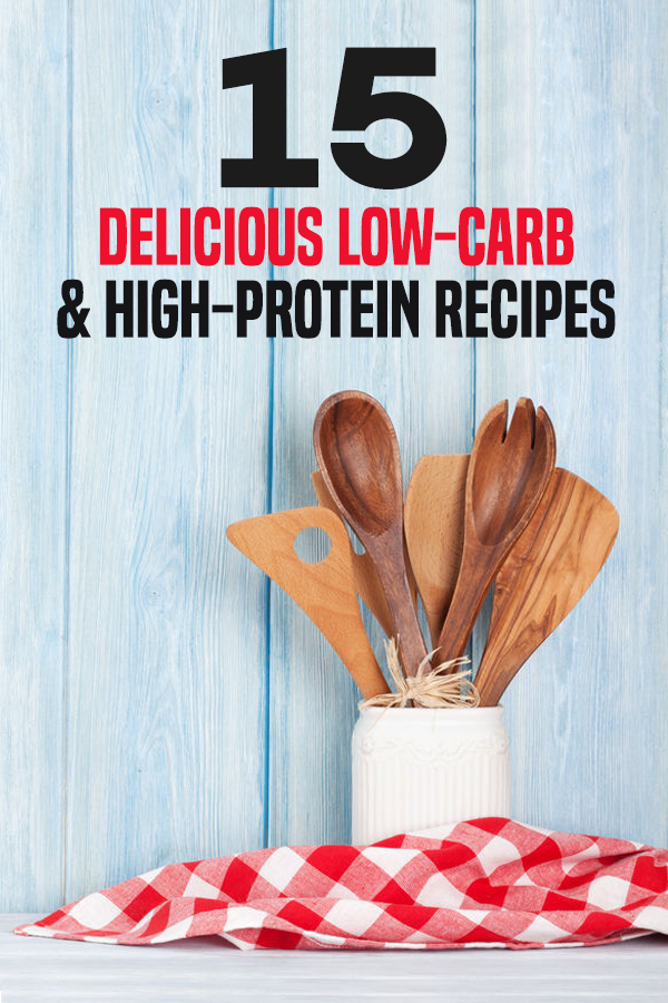 Pinterest Low Carb & High Protein Recipes