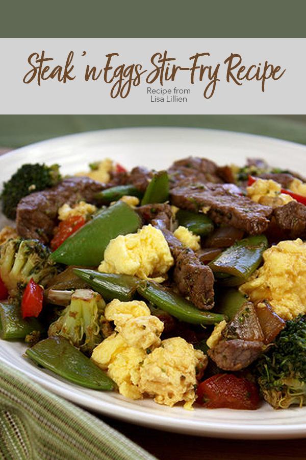 Pinterest Steak n Eggs Stir Fry Recipe