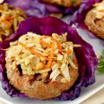 Totally Thai Turkey Burgers Recipe
