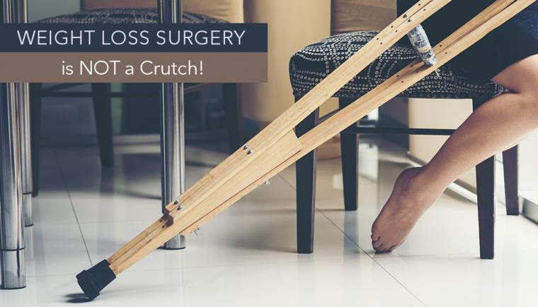 Not a Crutch