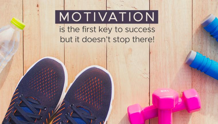 Fitness Motivation & Dedication