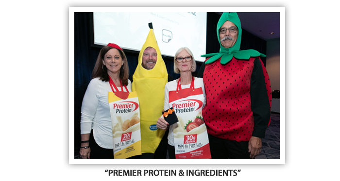 #OH2019 Meet and Greet Costume Party Premier Protein
