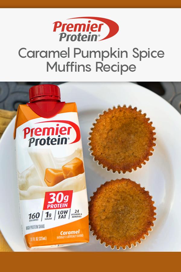 Caramel Pumpkin Spice Muffins Recipe