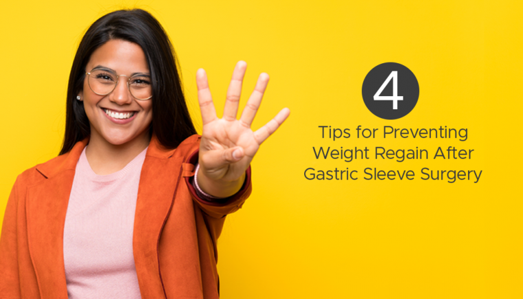 Weight Regain After Gastric Sleeve Surgery