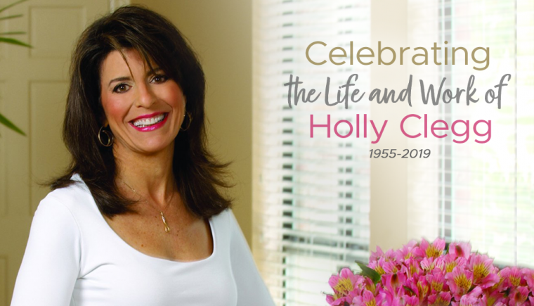 Celebrating the Life and work of Holly Clegg 3