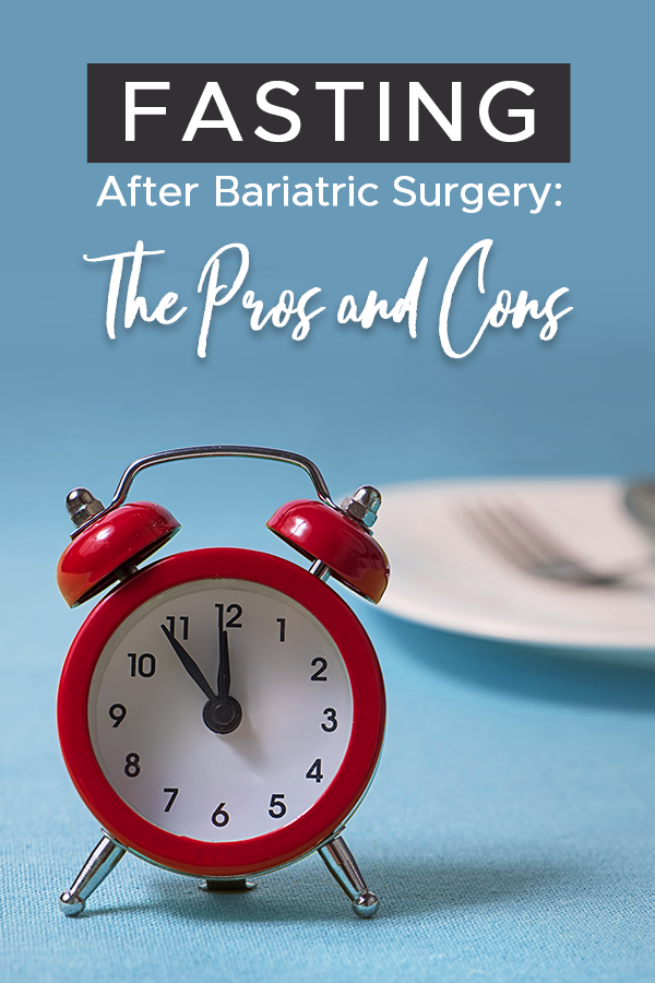Pinterest Fasting After Bariatric Surgery