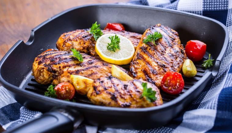 Grilled Mediterranean Chicken 3