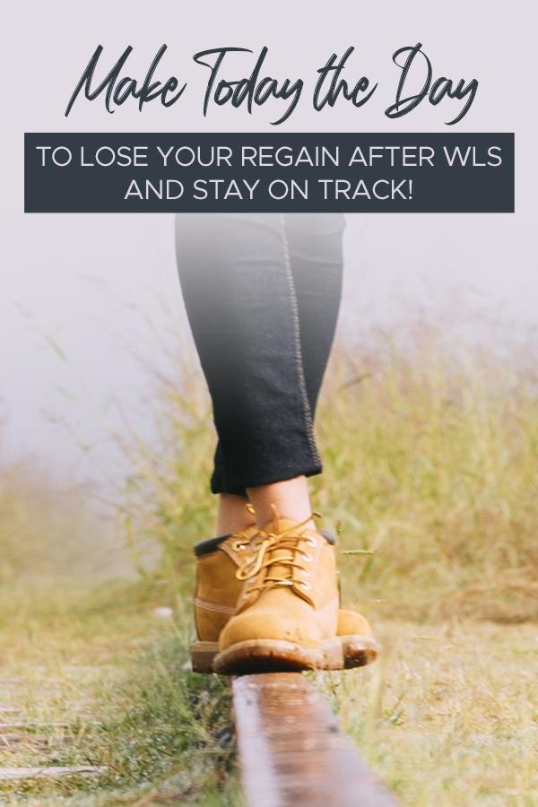 Pinterest Lose Your Regain After WLS