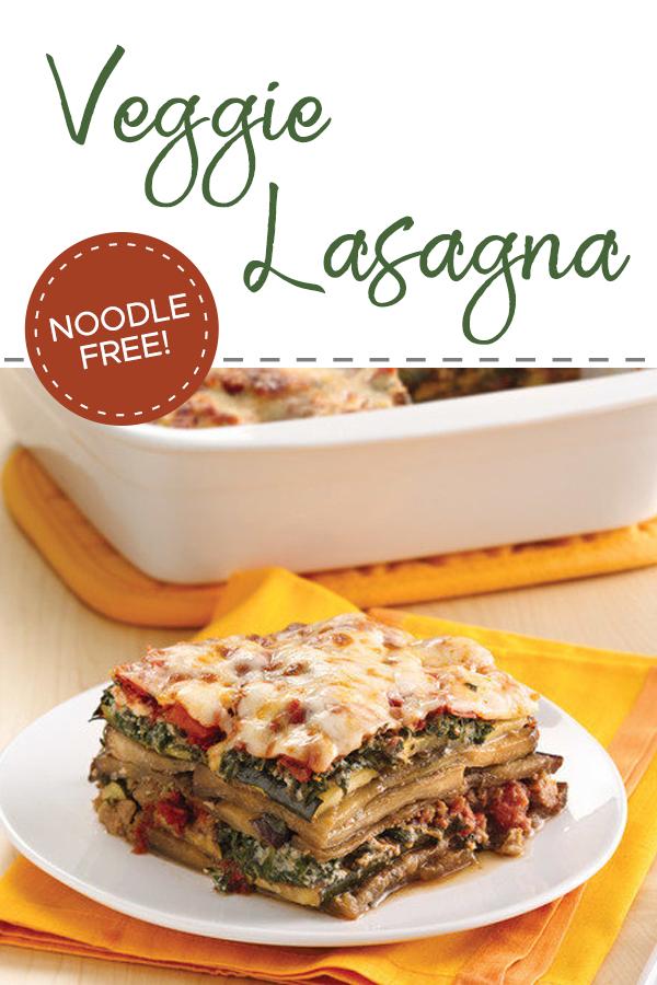 Pinterest Veggie Noodle Free Lasagna 1