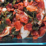 Slow Cooker Tomato Balsamic Chicken Recipe