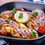 Switch It Up with Grilled Mediterranean Chicken!