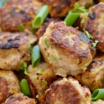 Thai Curry Turkey Meatballs Recipe