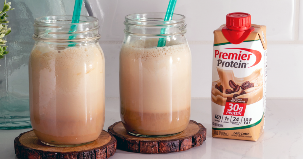Premier Protein Irish Cream Frozen Latte Recipe