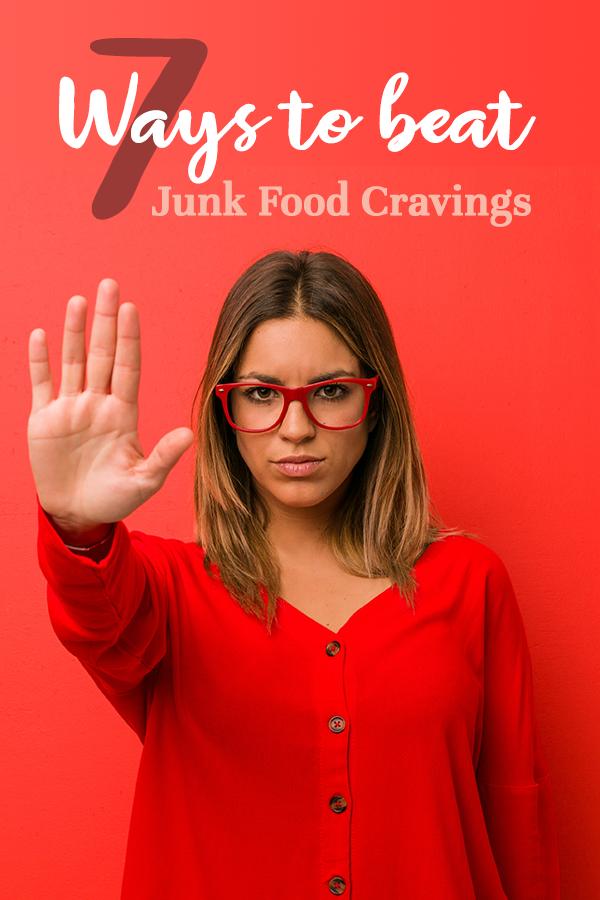 pinterest beat junk food cravings